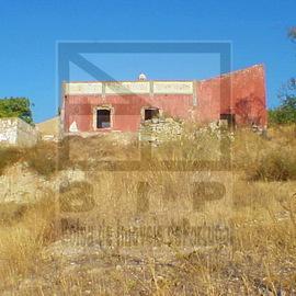 Terreno com ruina proximo de  Loule