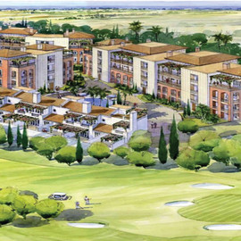 Investimento junto ao golfe - Vilamoura