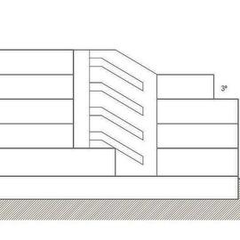 lote de terreno no centro de olhao para construcao de 2 edificios